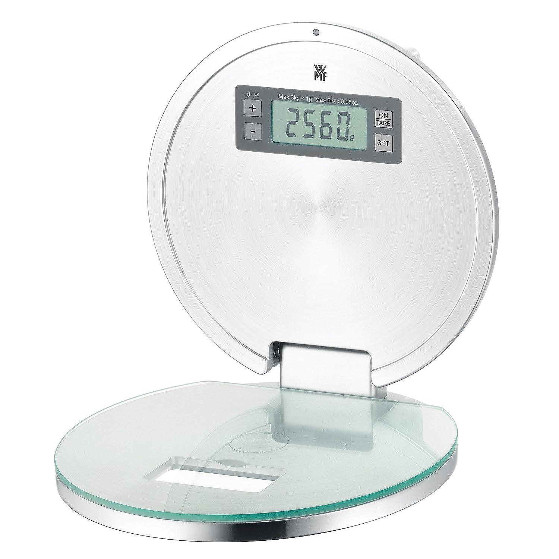 Korona Kuchenwaage Wanda 75870 I Elektrisch I 3kg Tragkraft I Silber