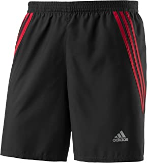 adidas Oz 7in Short M - Colore Nero/Rosso
