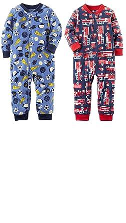 196392378999 Amazon.com  Carter s Toddler Boys 2 Pack Fleece Pajamas  Clothing