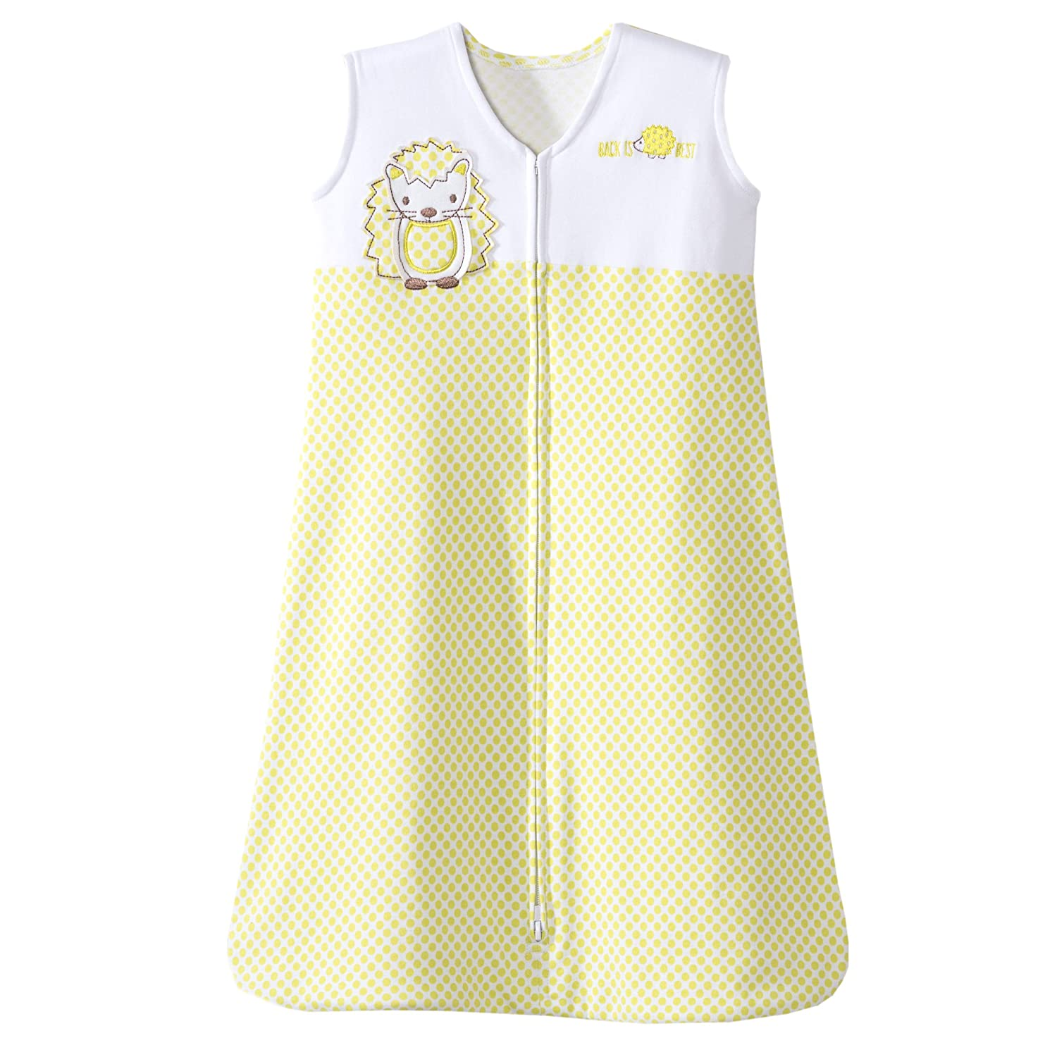HALO SleepSack 100% Cotton Wearable Blanket, Chartreuse , Medium by Halo: Amazon.es: Bebé