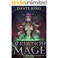 Creation Mage 3 (War Mage Academy) book cover