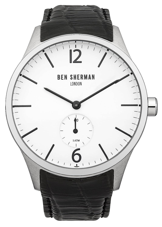 Ben Sherman Herren-Armbanduhr Analog Quarz WB003B
