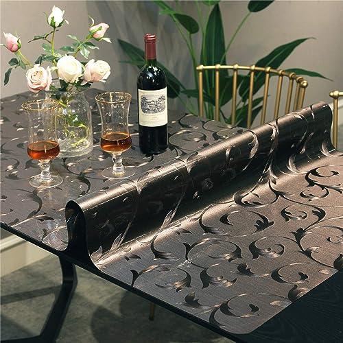 OstepDecor Custom Black Table Protector