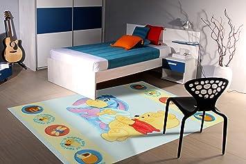 Stickers Cameretta Disney : It 11333 tappeto per bambini camerette disney fantasi cm 120x80