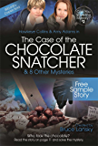 The Case of the Chocolate Snatcher—Free Sample Story: Can You Solve the Mystery #2—Free Sample Story (Can you solve the mystery?)