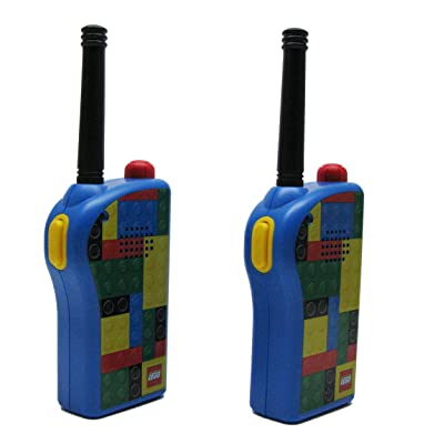 Digital Blue Lego Walkie Talkies: Toys & Games