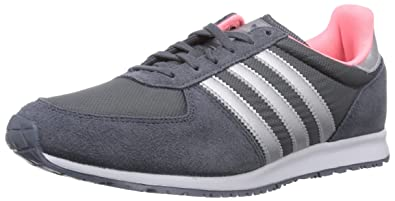 sports shoes fdb77 917c2 adidas Originals Adistar Racer Damen Sneakers, Grau (OnixSilver  MetallicLight Flash