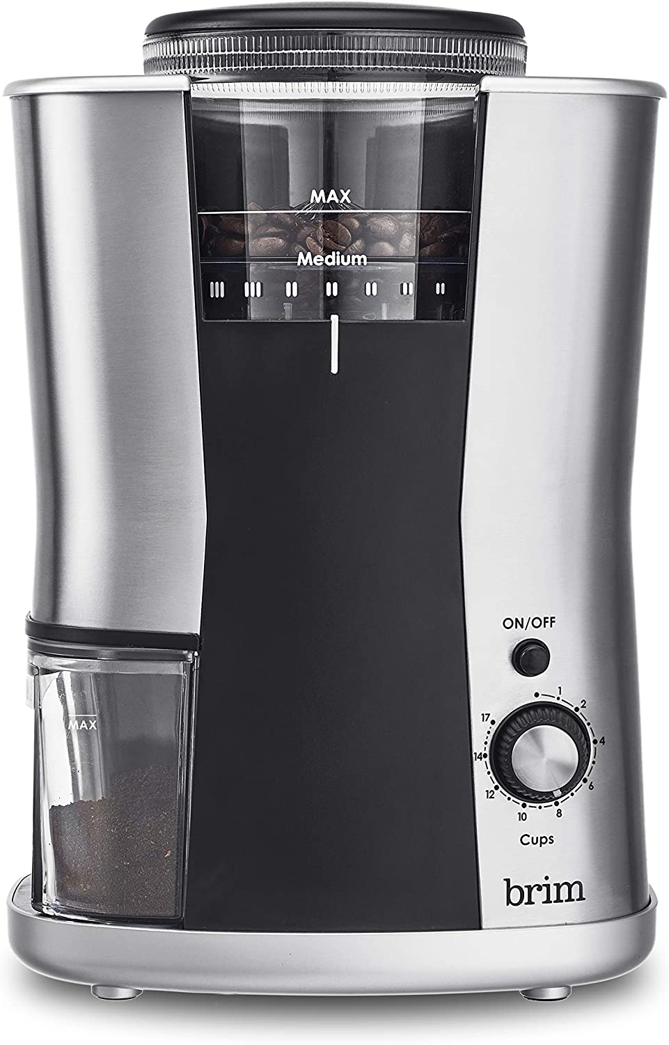 Brim Conical Burr Coffee Grinder $36.05 Coupon