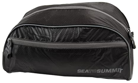 5c70b90890d9 Amazon.com  Sea to Summit Travelling Light Toiletry Bag  Sports ...