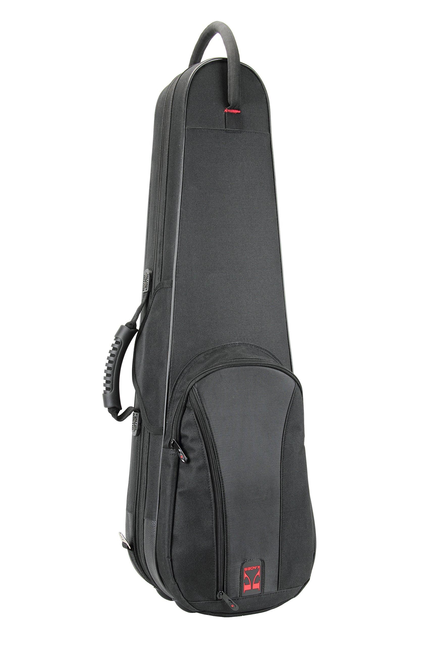 Kaces KBF-VL12 Duet Series Violin Case - 1/2''