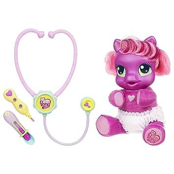 amazon com my little pony cheer me up cheerilee toys games