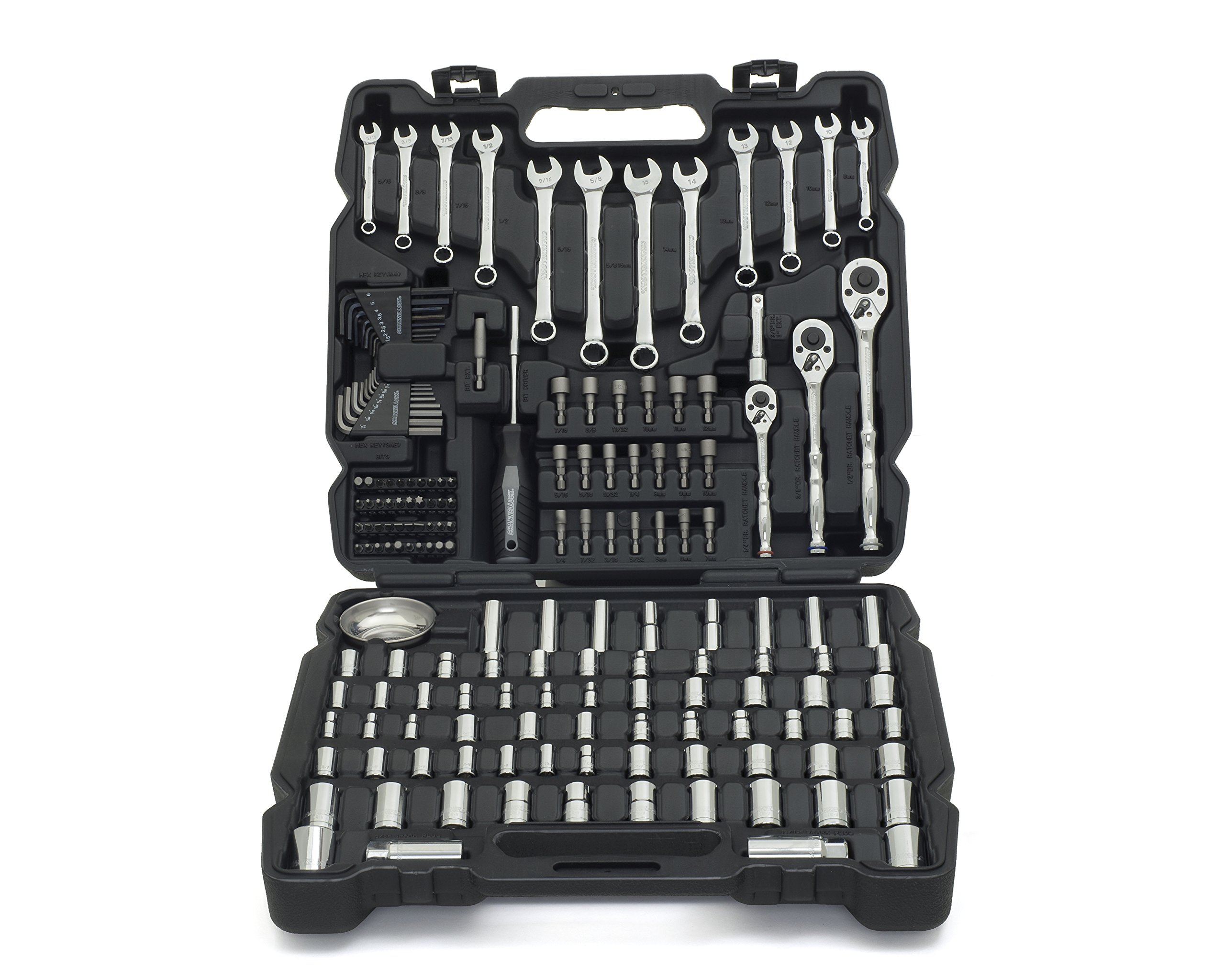 Channellock 39053 Mechanics Tool Set, 171-Piece
