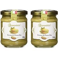 2 tarros - Crema de pistacho, el 40%