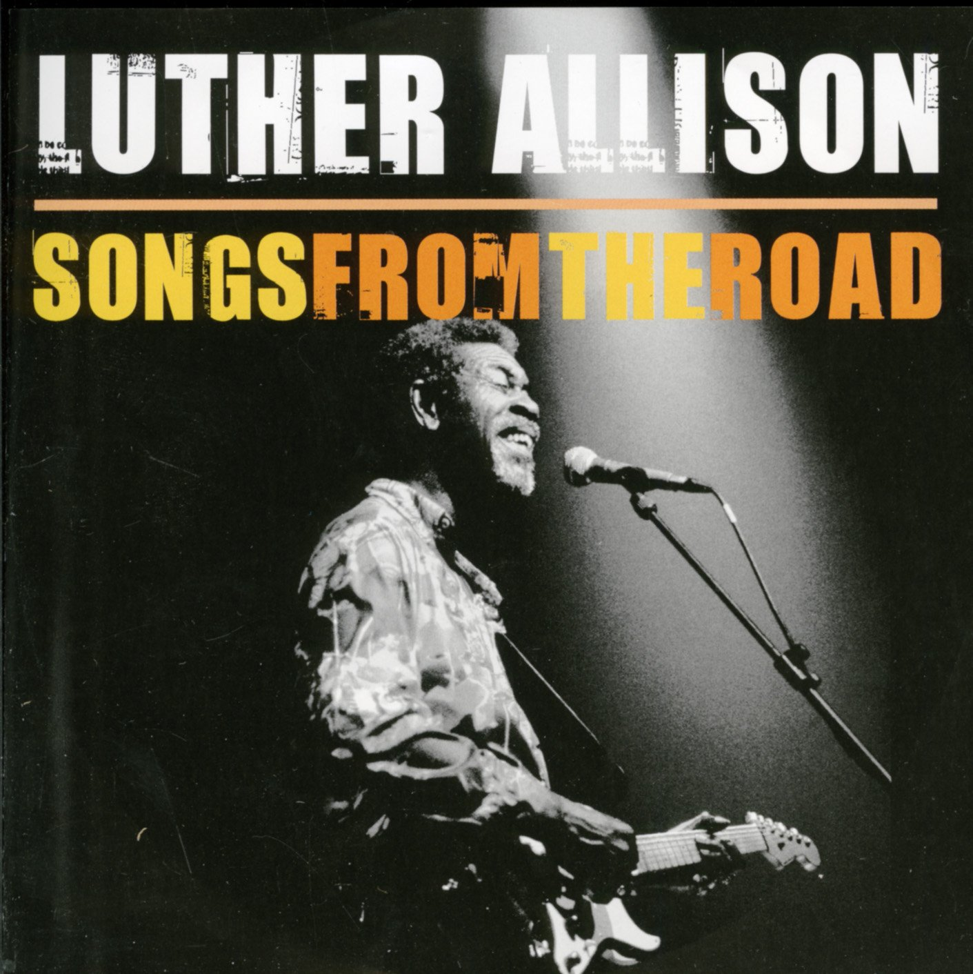 Songs From the Road (CD / DVD) by Allison, Luther