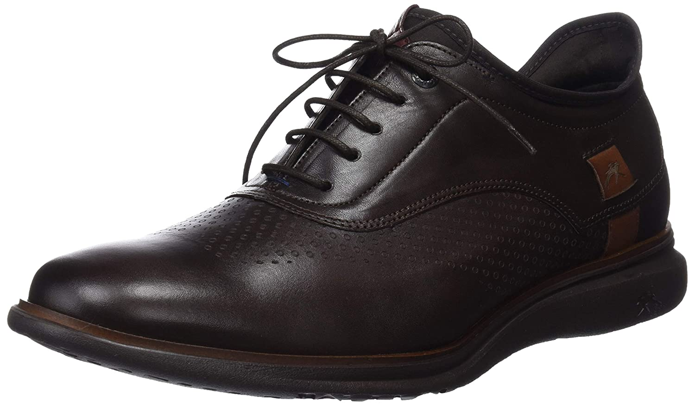 TALLA 43 EU. Fluchos Fenix, Zapatos de Cordones Oxford para Hombre