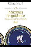 Maximes de guidance