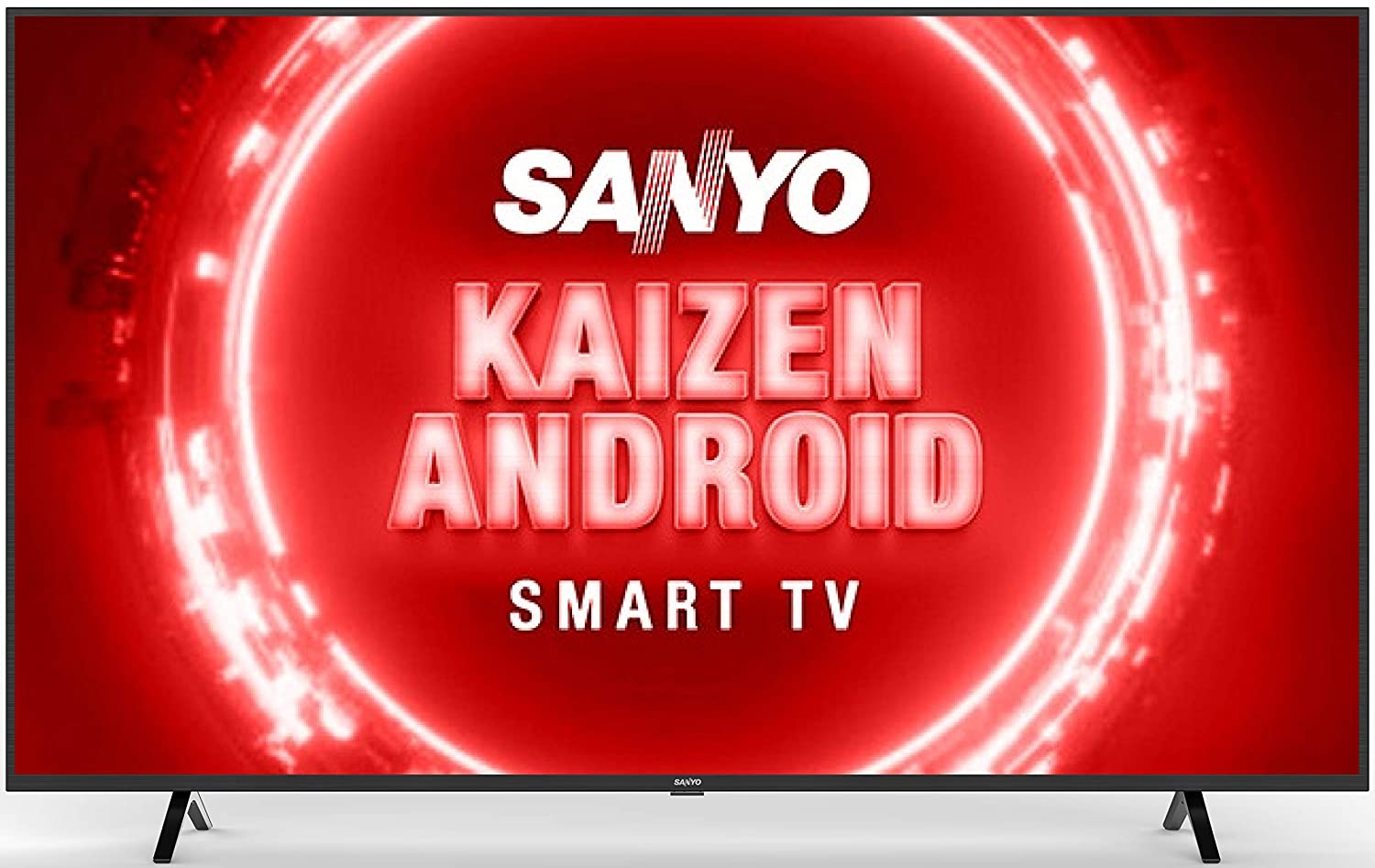 Sanyo 164 cm (65 inches) Kaizen Series 4K Ultra HD Certified Android LED TV