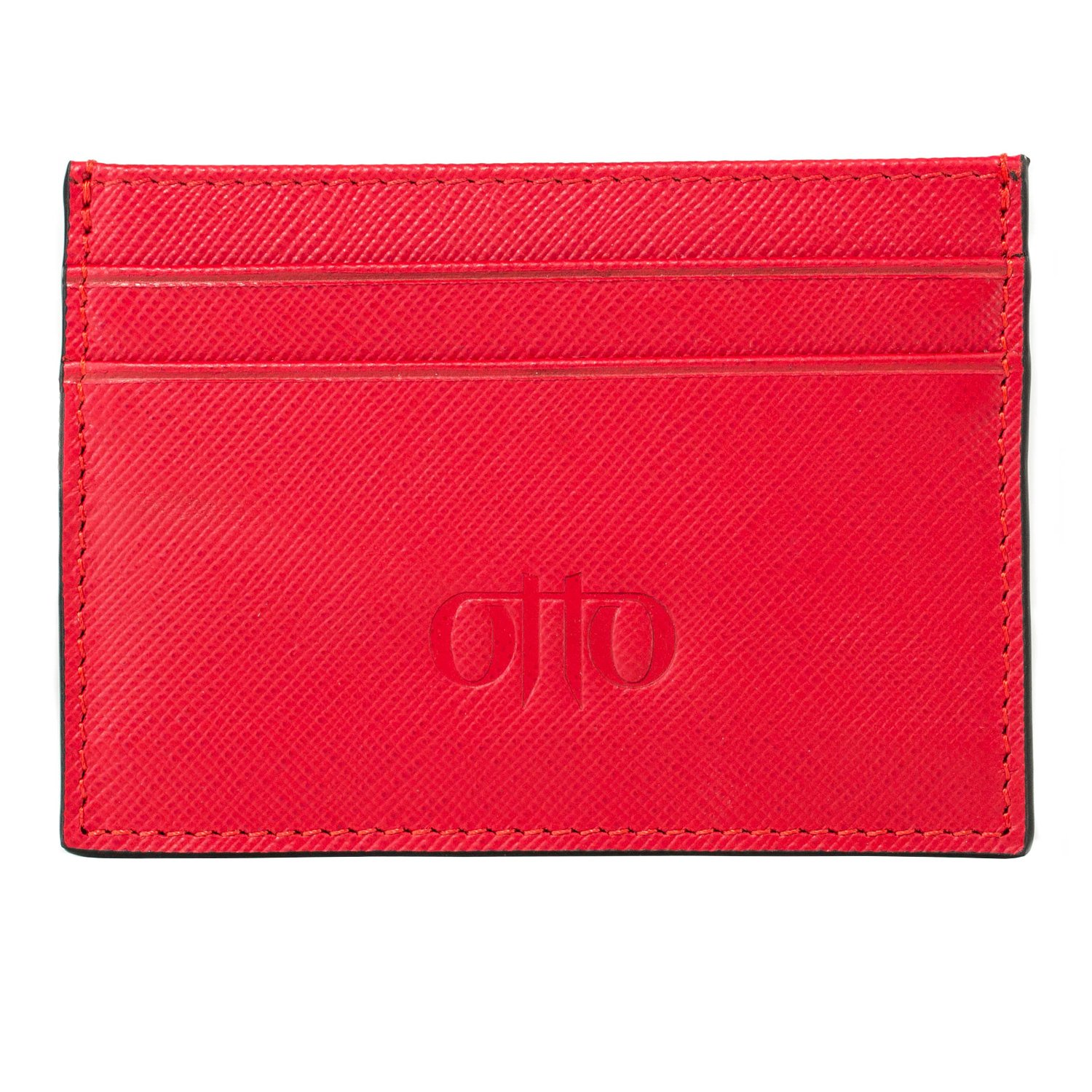 Otto Genuine Leather Wallet - Bank Cards, Money, Driver's License, RFID Blocking - Unisex