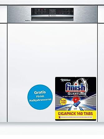 Bosch SBI68TS06E lavavajilla Totalmente integrado 14 cubiertos A ...