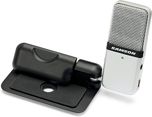 Go Mic - Portable USB Condenser Microphone