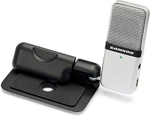 Amazon.com: Samson Go Mic Portable USB Condenser Microphone for Recording and Streaming on Computers (SAGOMIC): Samson Audio: Musical InstrumentsLive viewers eye icon