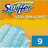 Swiffer Staubmagnet Tücher Nachfüllpackung, 2er Pack (2 x 9 Tücher)