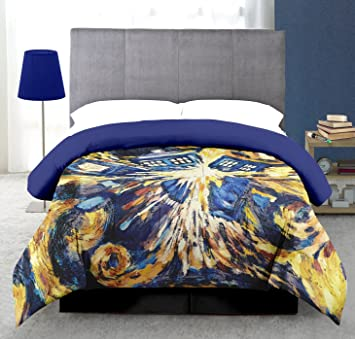 Doctor Who Pandorica Queen Size Comforter. Amazon com  Doctor Who Pandorica Queen Size Comforter  Home   Kitchen