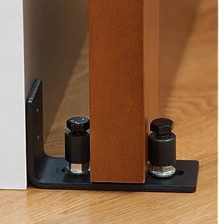 Gentil Nordstrand Barn Door Floor Guide Roller   Adjustable Wall Mount Hardware  Kit For Sliding Doors