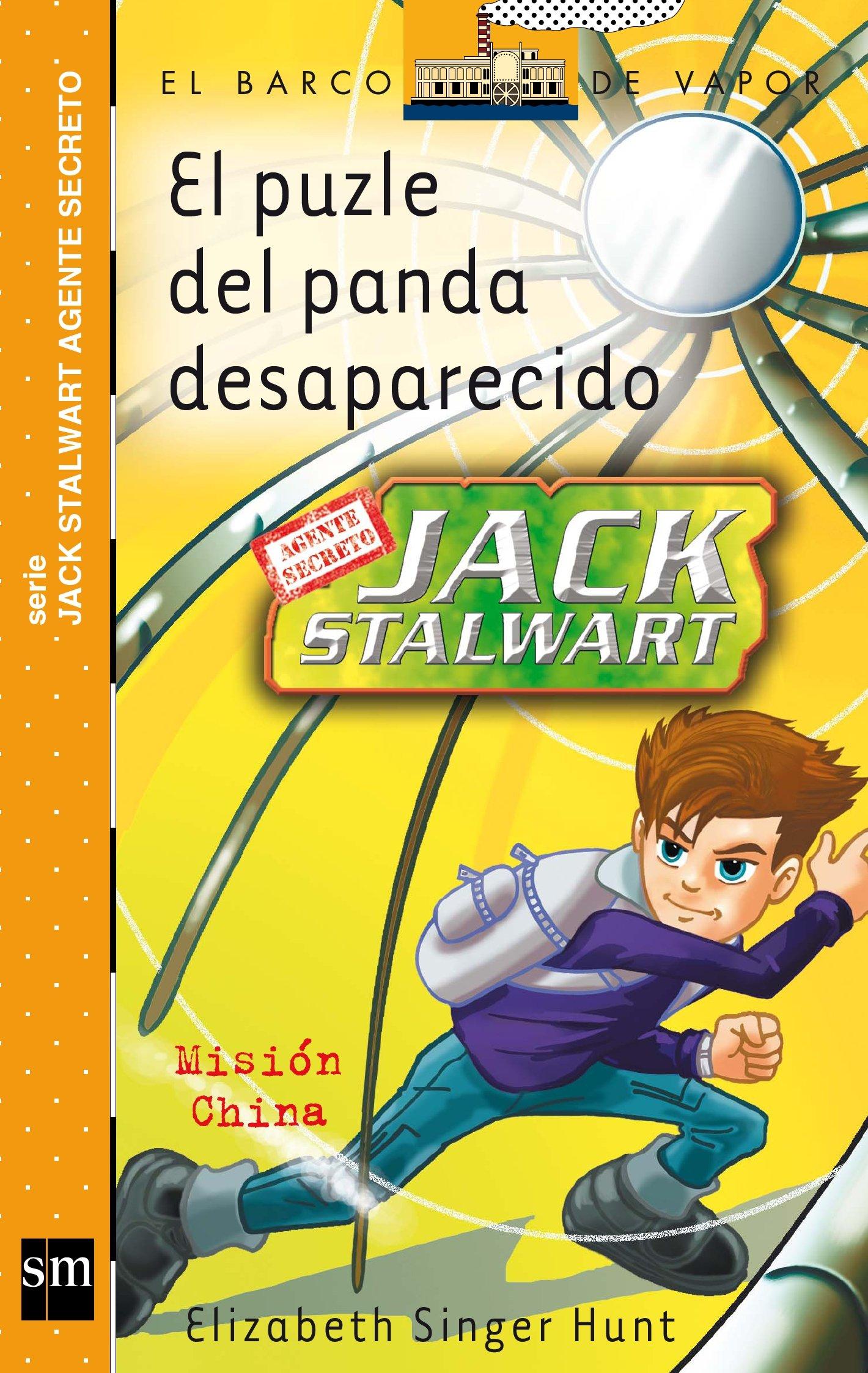 Read Online El puzle del panda desaparecido/ The Puzzle of the Missing Panda: Mision China/ China (El Barco De Vapor: Jack Stalwart Agente Secreto/ the Steamboat: Secret Agent Jack Stalwart) (Spanish Edition) pdf epub