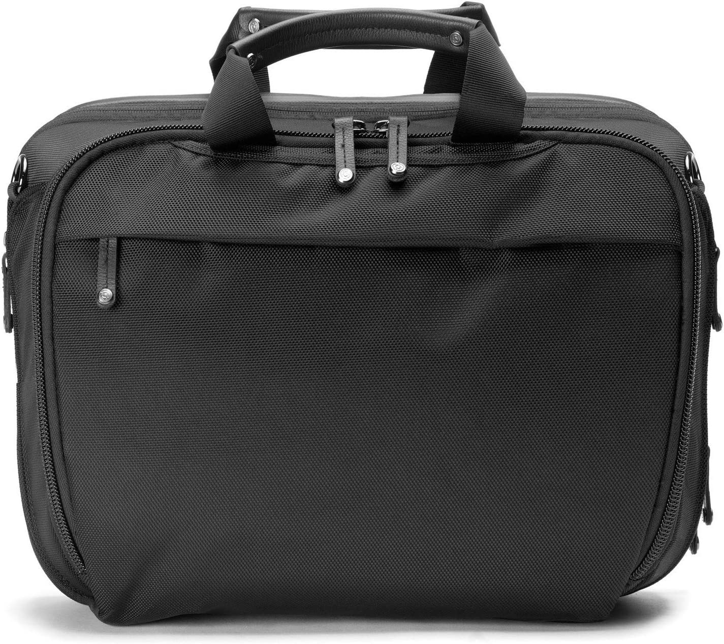 Booq SDP-BLKN Saddle Pro Briefcase, Black-Nylon