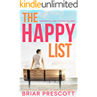 The Happy List (Better With You Book 1) book cover
