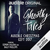 Ghostly Tales: Audible Christmas Gift 2017