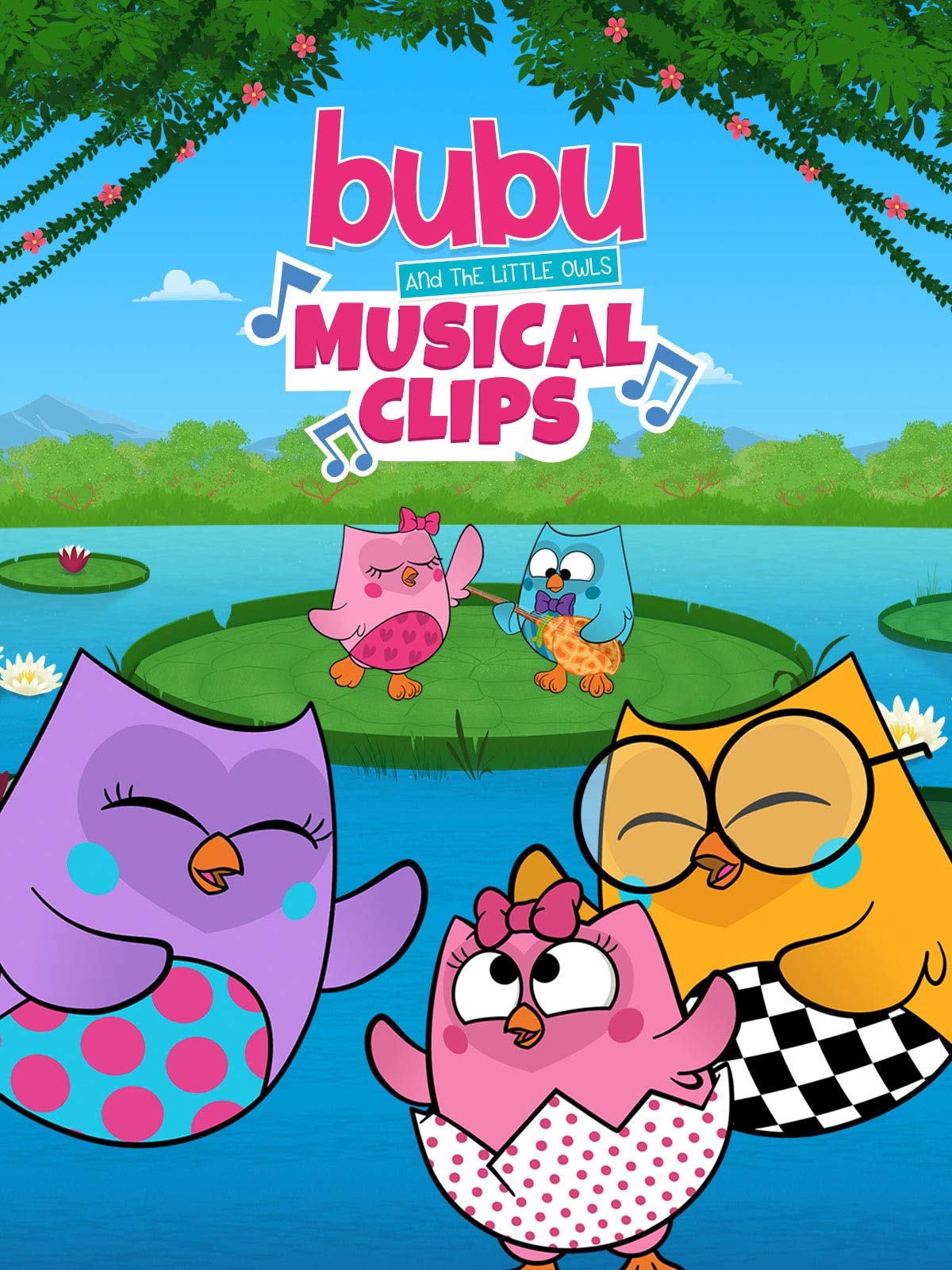 Clip: Bubu and the Little Owls - Musical Clips - Season 2