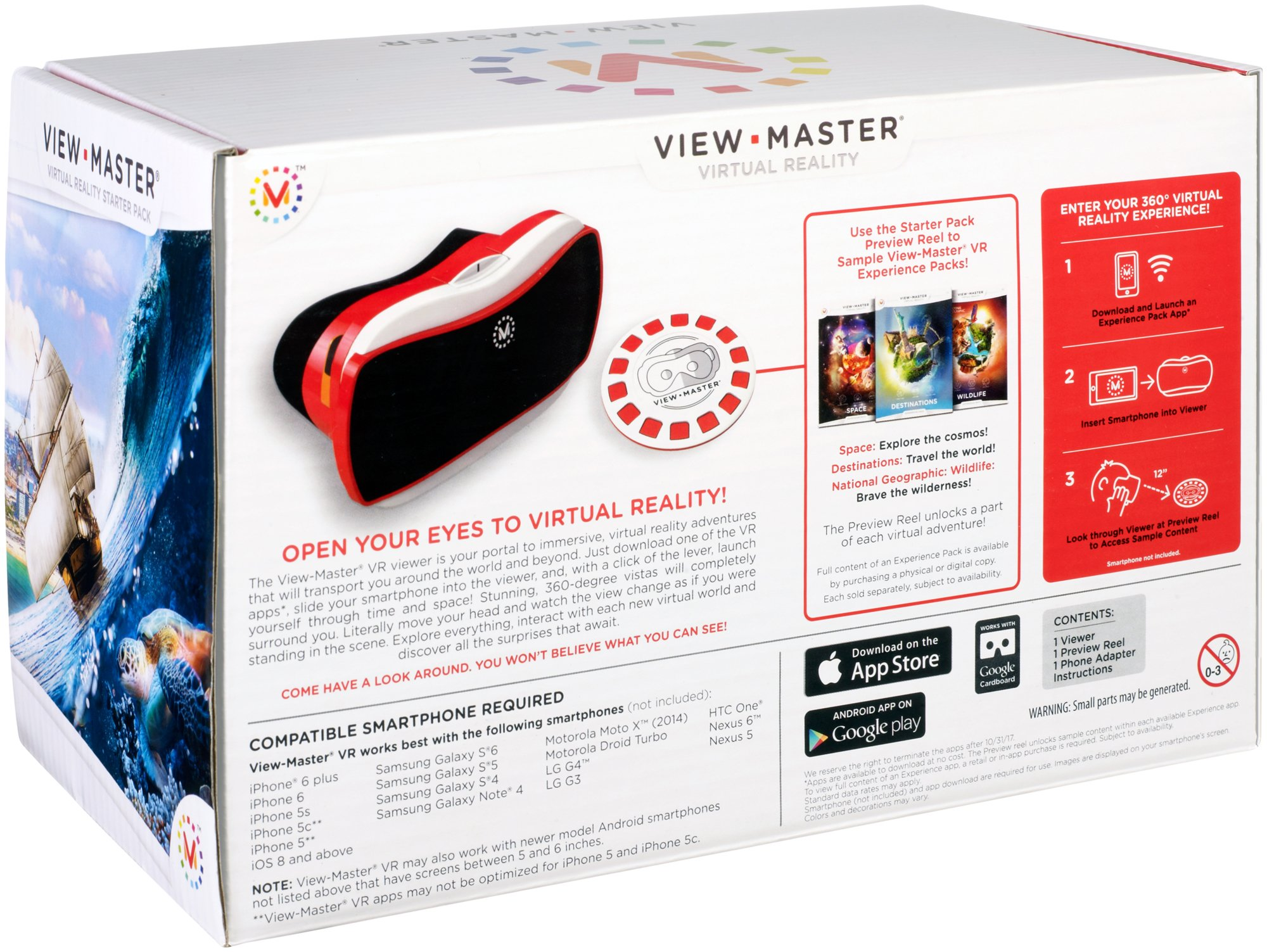 View Master Virtual Reality Starter Pack by View Master (Image #12)