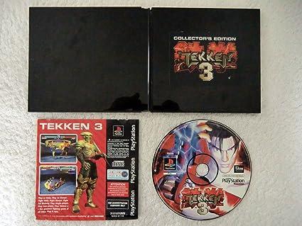 Tekken 3 Collector's Edition Demo Disc - Playstation: Amazon