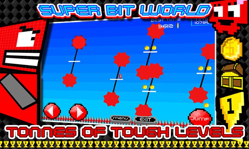 SUPER BIT WORLD : 2D Jump Platformer X - from Cobalt Play ...