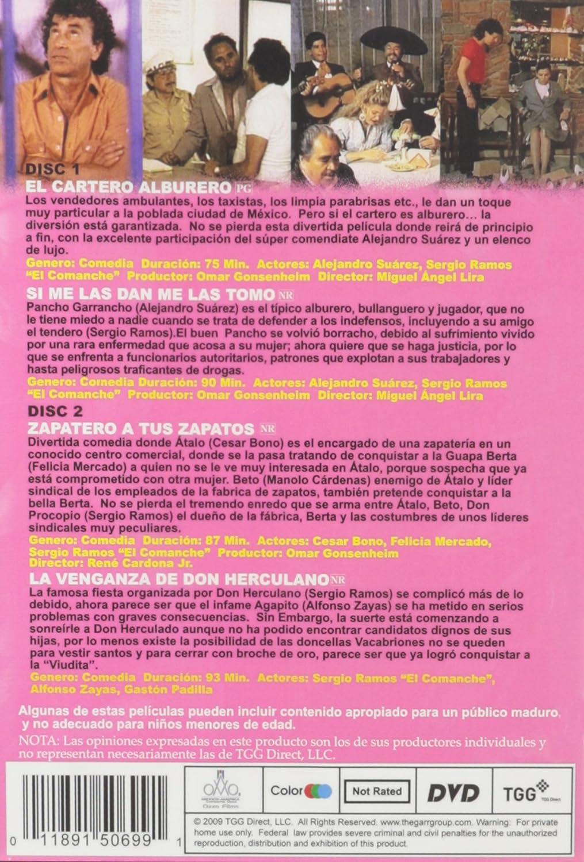 Amazon.com: 4 Pelicules de Comedia: 4 Pelicules De Comedia: Movies & TV