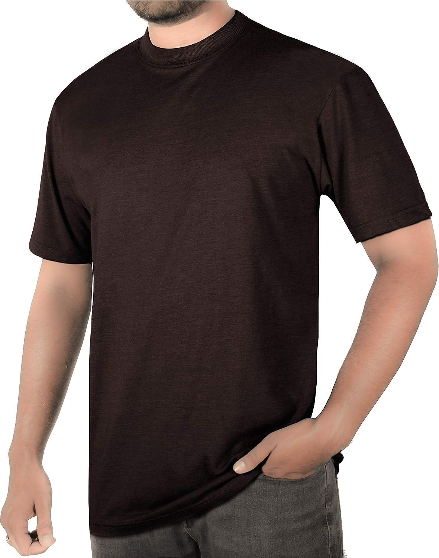 FULL TIME SPORTS 3 Packs Long /& Tall Tee Shirt Combo
