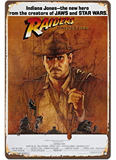 11 x 14 Legends Never Die Indiana Jones Raiders of The Lost Ark Collage Photo Frame