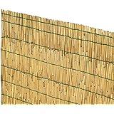 Canisse en cannes de bambou pour extérieur 611/3, 3 x 1,5 m