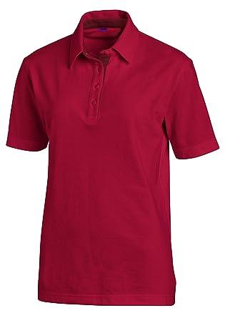 clinicfashion 12813022 Polo-Shirt Unisex beere für Damen und Herren,  Baumwolle Stretch, Größe XS-XXXL: Amazon.de: Bekleidung