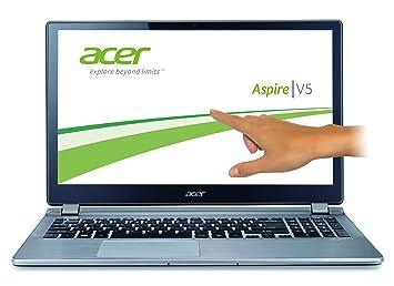 Acer Aspire 573PG-54204G1Taii - Ordenador portátil (i5-4200U, Touchpad, Windows 8.1, Polímero de litio, 64-bit, Intel Core i5-4xxx): Amazon.es: Informática