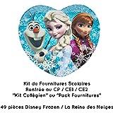 """Kit de Fournitures Scolaires Rentrée au CP / CE1 / CE2 """"Kit Collégien"""" ou """"Pack Fournitures"""""""