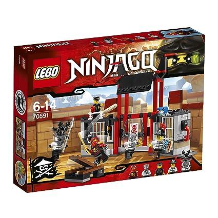 L'évasion Prison La Jeu 70591 Construction Kryptarium Lego Ninjago De SLjMqVpUzG