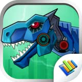 dinosaur games - Dinosaur Robot Wars