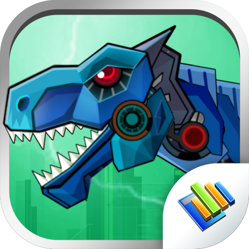 Free Dinosaur Games For Kids - Dinosaur Robot Wars
