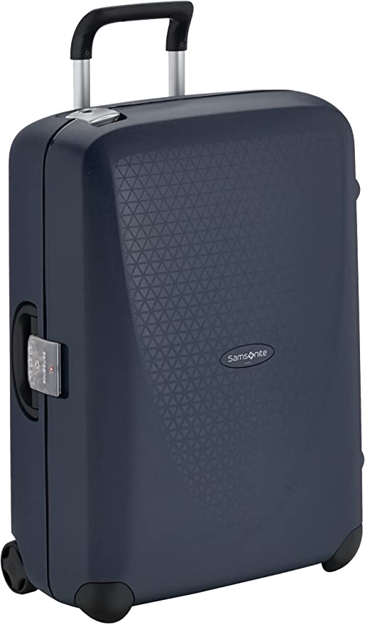 Imagen deSamsonite Termo Young Upright M Maleta, 67 cm, 69 L, Azul (Dark Blue)