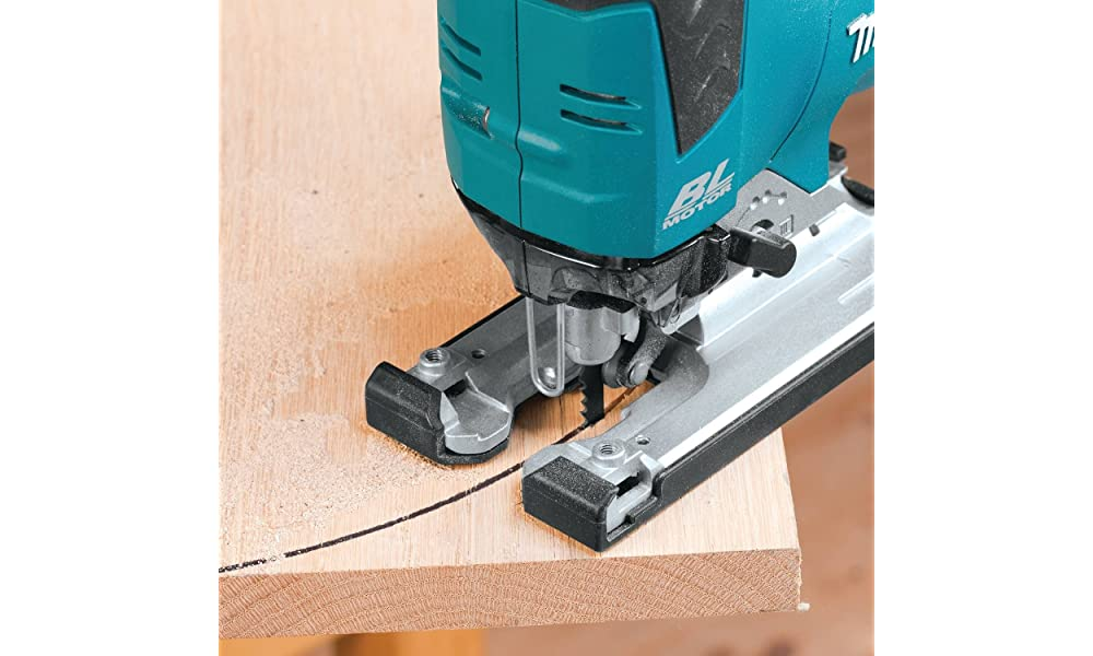 Makita XVJ02Z 18-Volt LXT Lithium-Ion Brushless Cordless Jig Saw,