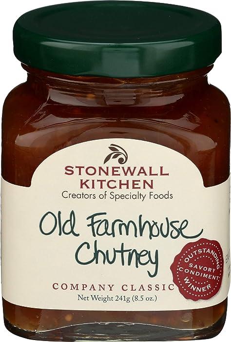 Top 5 Apple Cranberry Chutney