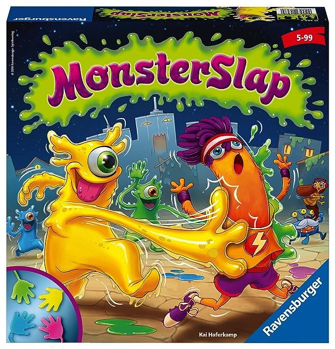 Jeu Monster Ravensburguer Ravensburger Slap 21368 Multicolore trQdxshC